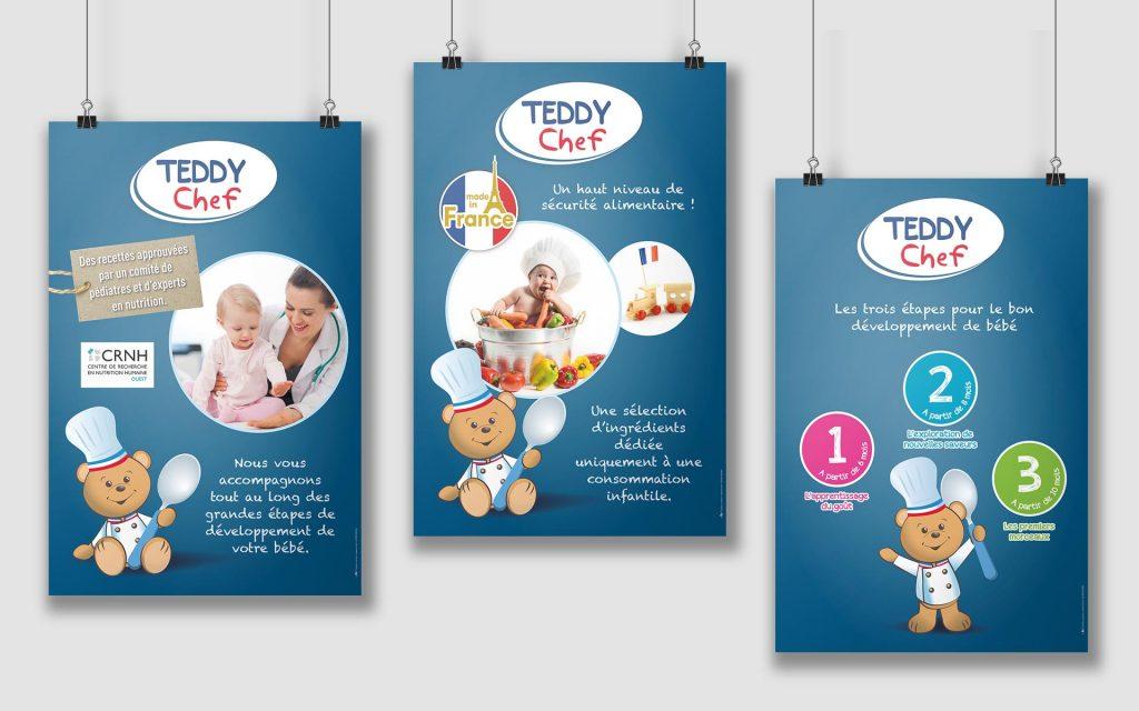 Teddy-Chef-Affiches