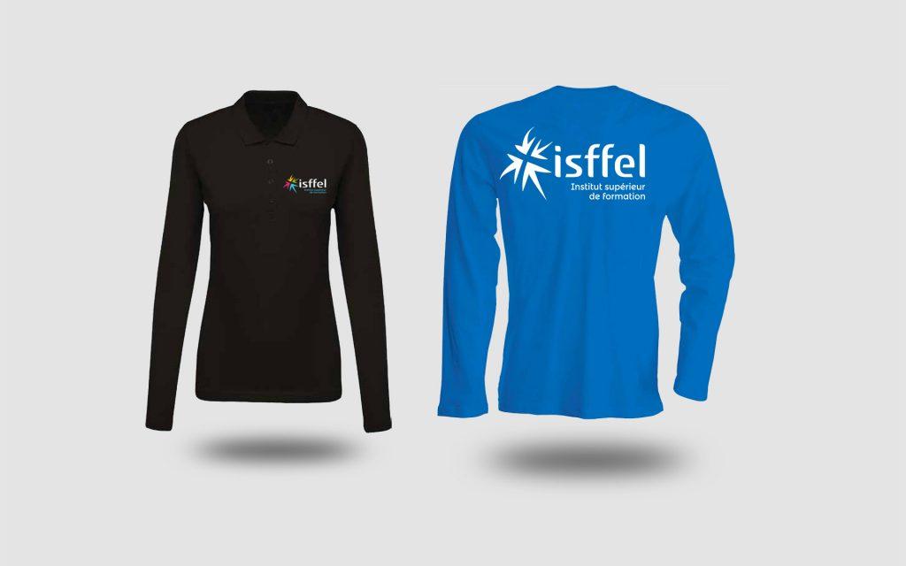 Isffel-Tshirt