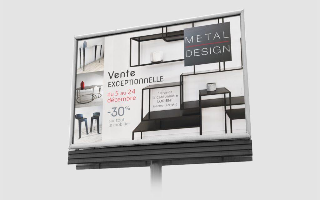Metal-Design_Affiche