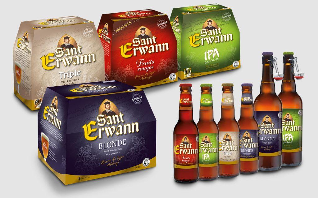 Sant Erwann Packs 2020